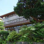 青根温泉岡崎旅館昭和元年築の建物