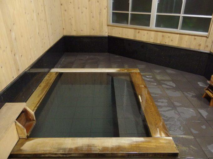 青根温泉岡崎旅館リニューアルされた貸切風呂