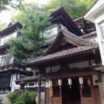 宮大工が建てた木造四階建て花巻台温泉中嶋旅館