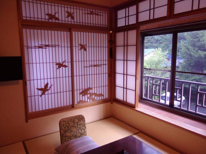 花巻台温泉中嶋旅館客室
