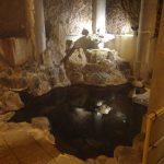 花巻台温泉中嶋旅館洞窟の地底湖のような瑞岩乃湯