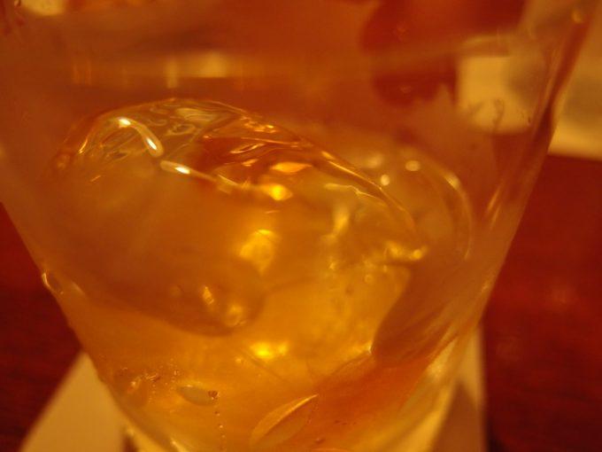 弘前での夜アップルブランデーに酔う