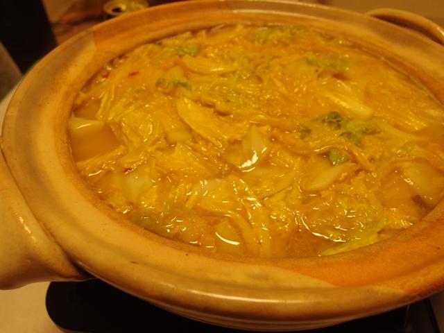 豚汁風煮込みスペアリブ鍋
