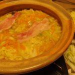 野菜たっぷり旨ごま塩鍋