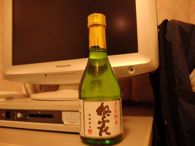 青森夜のお供にねぶた純米酒