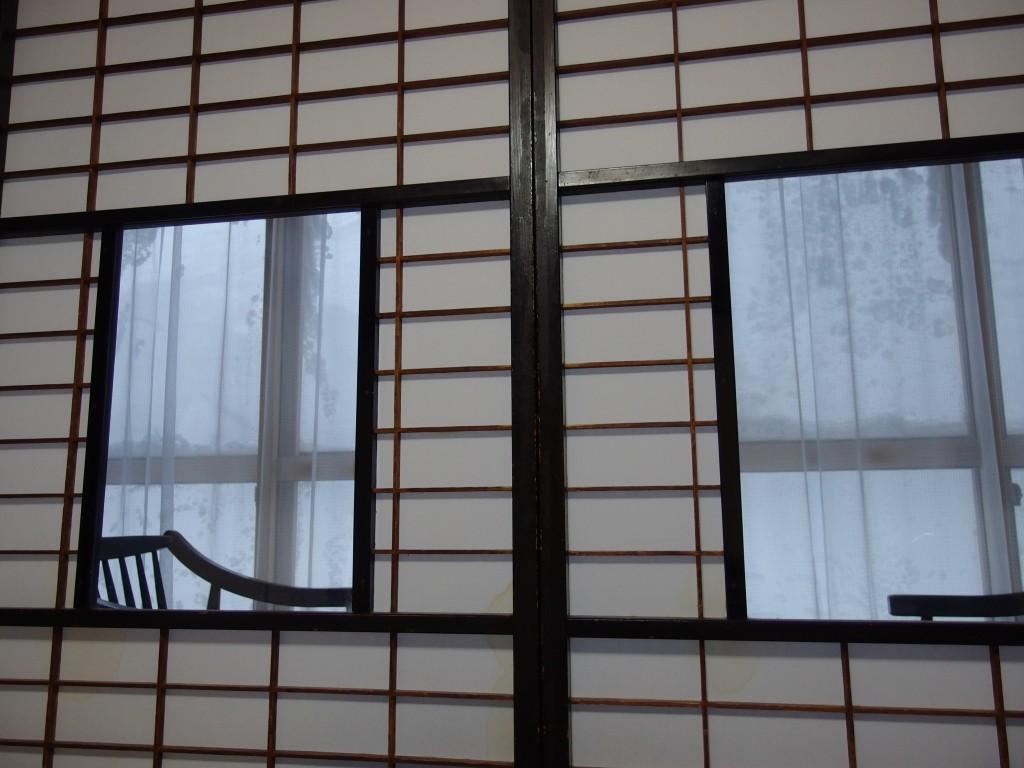 厳冬の青森酸ヶ湯温泉で迎える朝