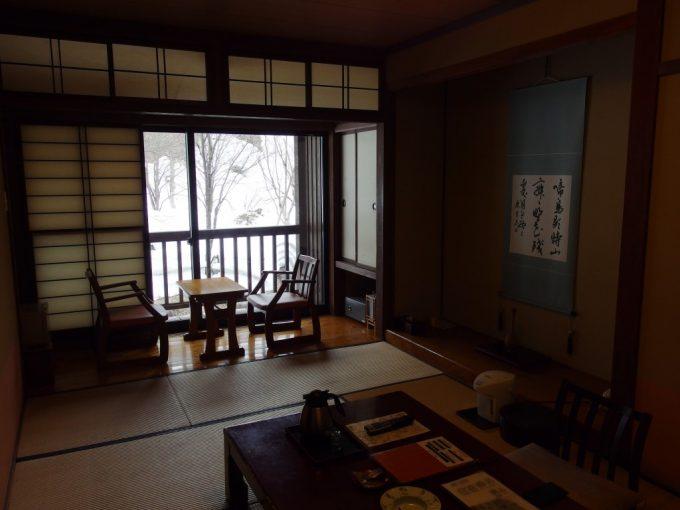 奥湯沢目の湯貝掛温泉客室