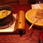 松本そばきりみよ田旧奈川村郷土料理投汁(とうじ)そば