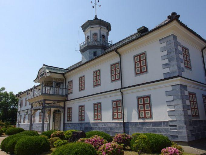 明治時代に建てられた国の重要文化財旧開智学校