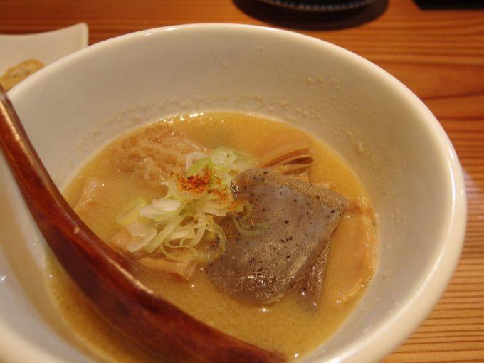 松本藩酒場酒楽馬のもつ煮おたぐり
