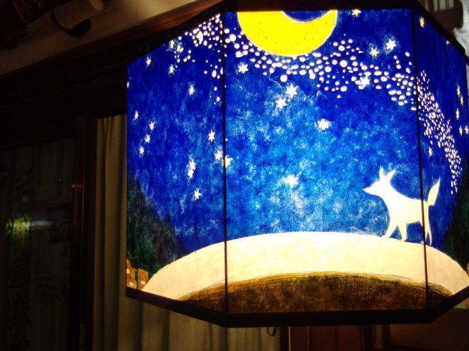 夏の肘折温泉ひじおりの灯夜闇に浮かぶ幻想的な灯籠学生さんの作品