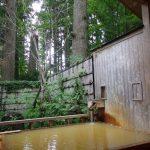 強首温泉樅峰苑樅の木を眺めながら入れる貸切露天風呂こもれびの湯