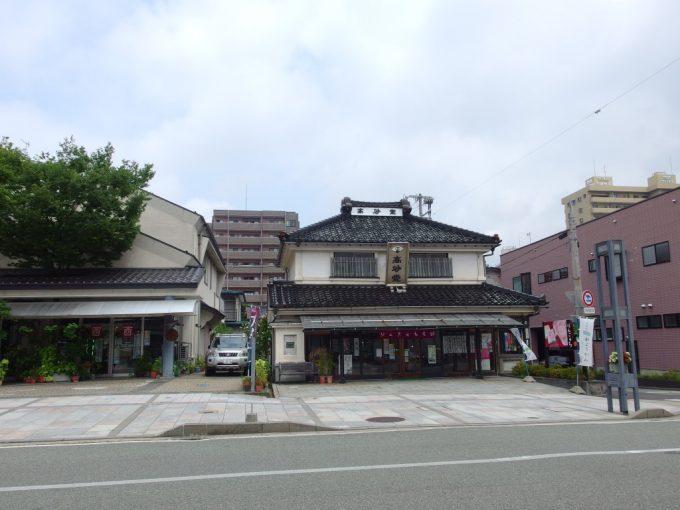 秋田に残る歴史ある建物