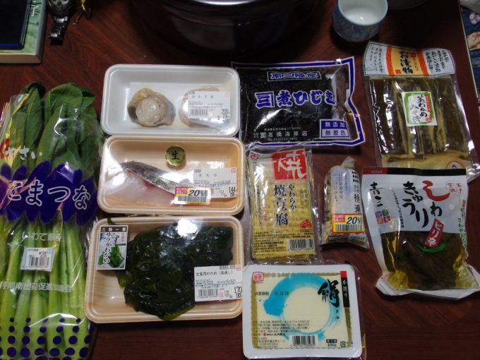 大沢温泉自炊湯治中間にイトーヨーカドー花巻店で買い出し