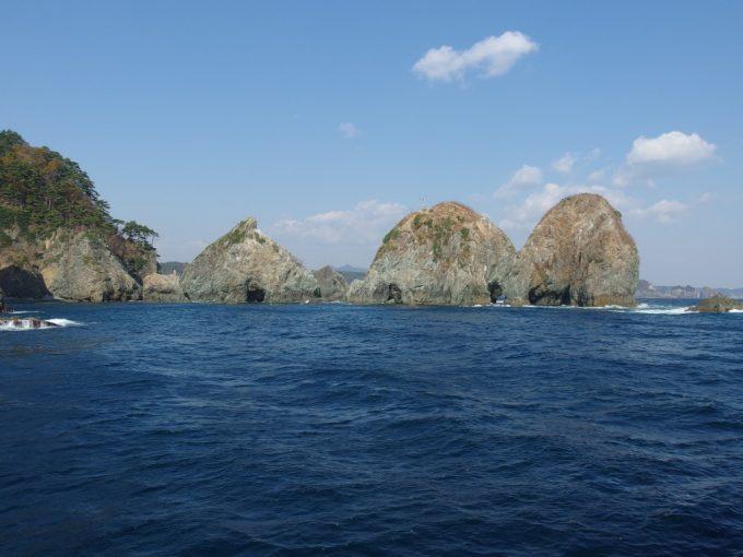 みやこ浄土ヶ浜遊覧船海風を浴びながら楽しむ爽快な眺め