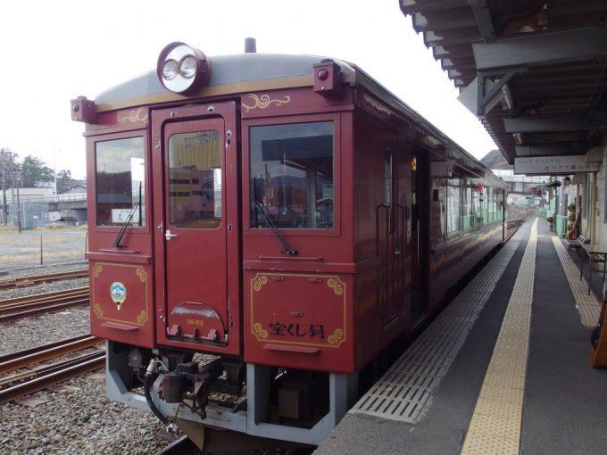 三陸鉄道北リアス線レトロ調車両