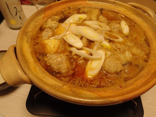 サッポロ一番みそ麻辣鍋