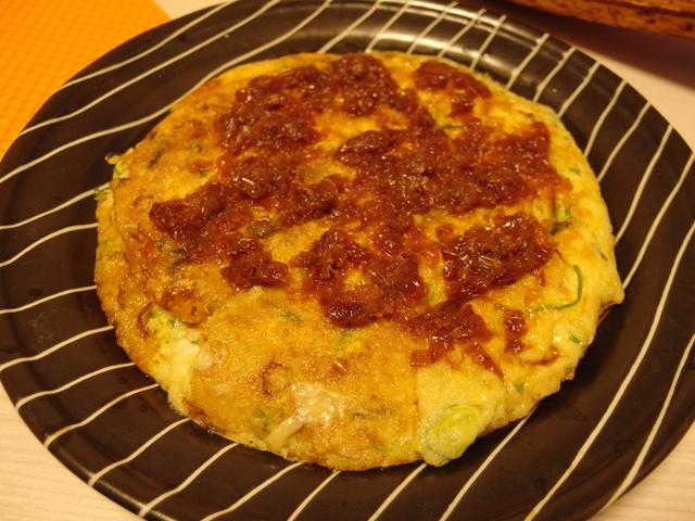 長芋のふんわり焼き