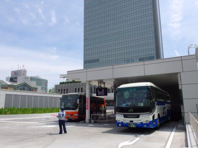 バスタ新宿JRバス東北仙台・新宿号