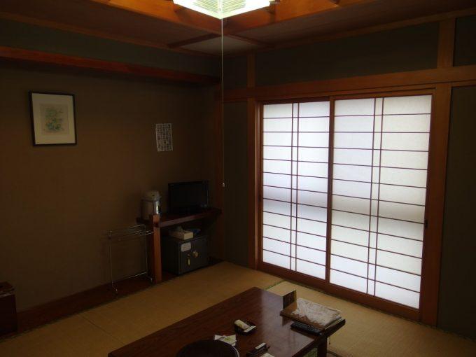 須川高原温泉客室