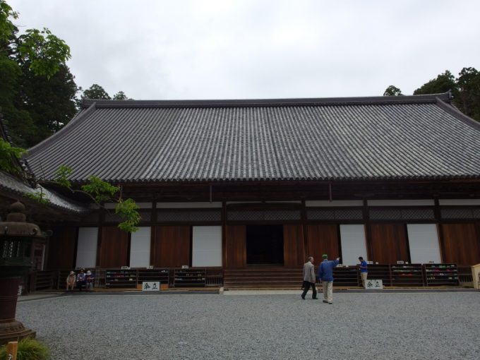 松島国宝瑞巌寺豪華絢爛圧巻な内部を持つ本堂
