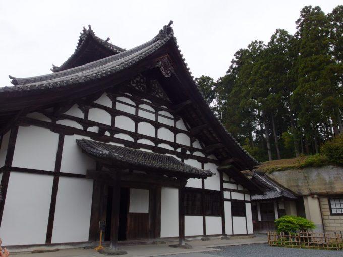 松島国宝瑞巌寺大きな庫裡