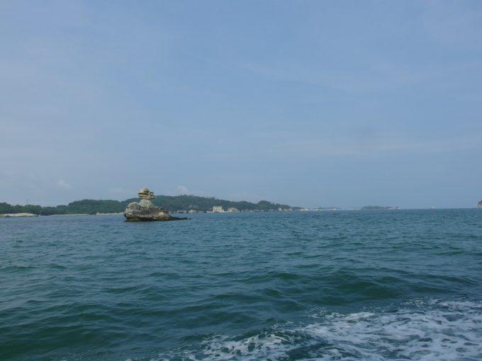 日本三景松島の美しさは遊覧船から眺めてこそ