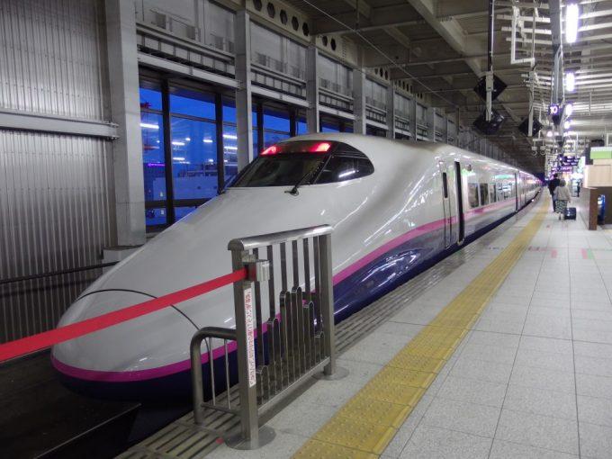 仙台駅東北新幹線E2系やまびこ号