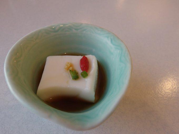 石垣シーサイドホテルジーマーミ豆腐