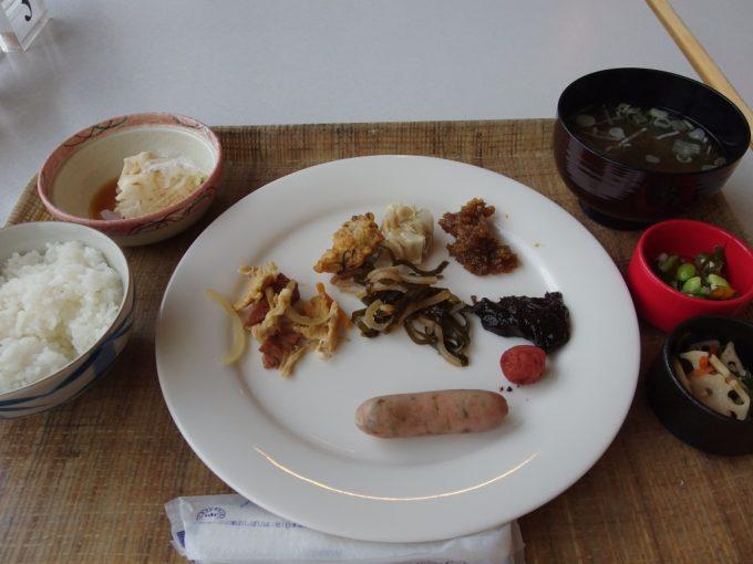 石垣シーサイドホテルの美味しい朝食バイキング