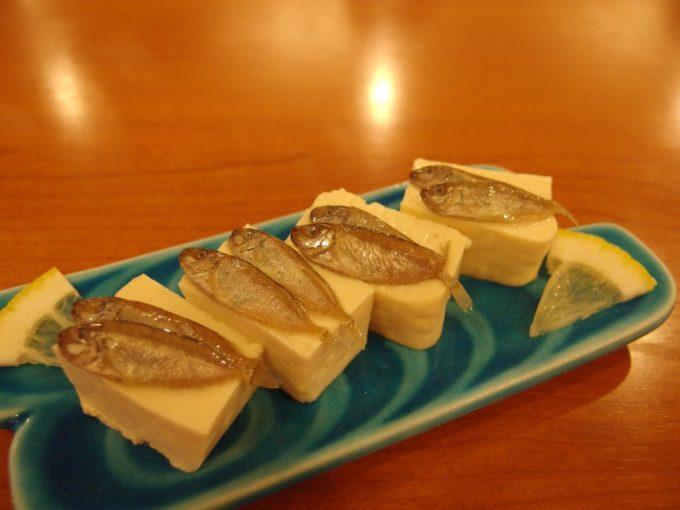 石垣シーサイドホテルスクガラス豆腐