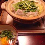 煮込み豚軟骨のたまポン鍋