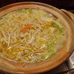 タンメン鍋