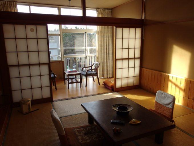 咲花温泉ホテル丸松客室
