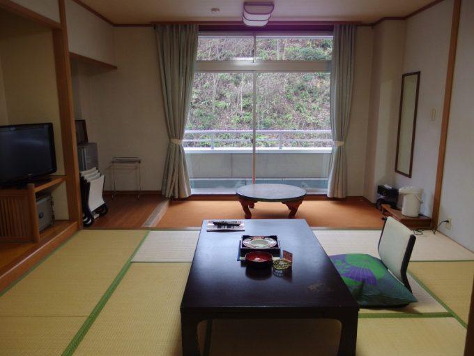 大塩裏磐梯温泉ホテル観山客室