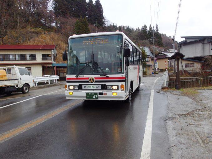 磐梯東都バス喜多方駅行き