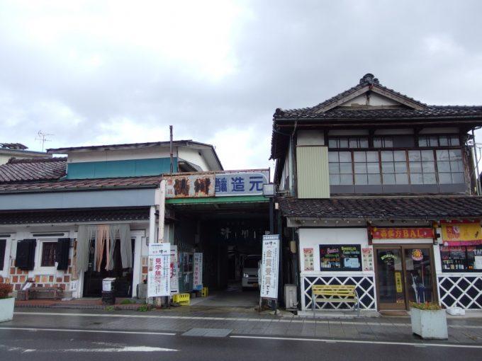 蔵の街喜多方清川酒造