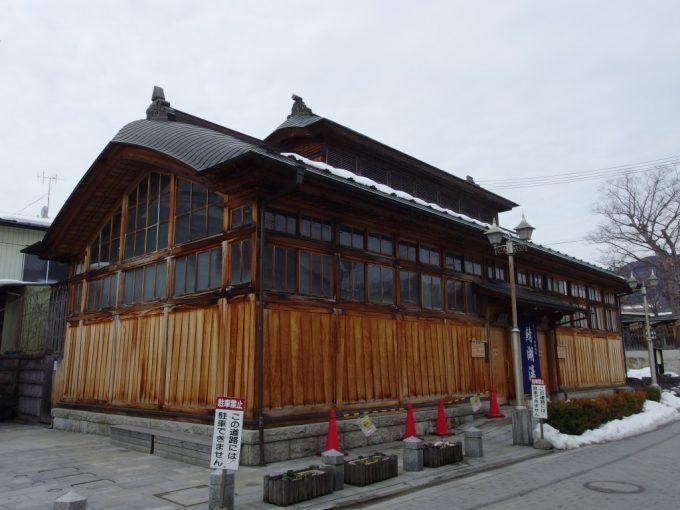 飯坂温泉共同浴場鯖湖湯