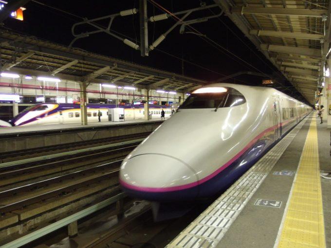 東北新幹線E2系やまびこ号東京行き