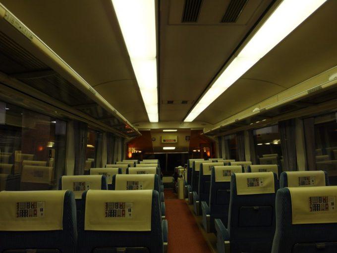 長野電鉄特急ゆけむり号旧小田急ロマンスカー1000系