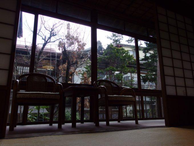 渋温泉湯本旅館で過ごす湯上がりの怠惰な午後
