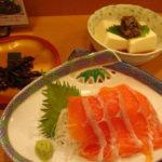 長野駅近くそば居酒屋もみじ茶屋選べる晩酌セット
