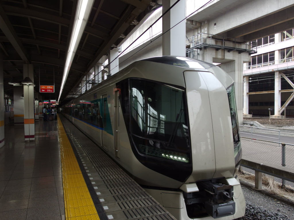 新型東武特急500系リバティ会津