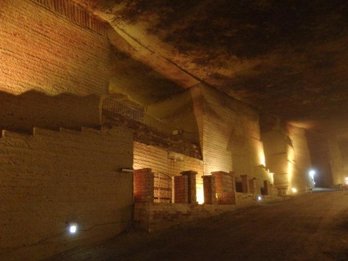 宇都宮大谷資料館大谷石が織り成す独特な雰囲気