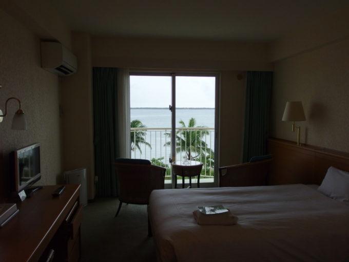 石垣島ビーチホテルサンシャインオーシャンビューの客室