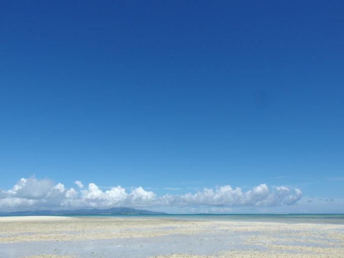 この世の楽園竹富島コンドイビーチ