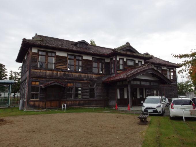 材木町公園内旧花巻町役場花巻市民の家