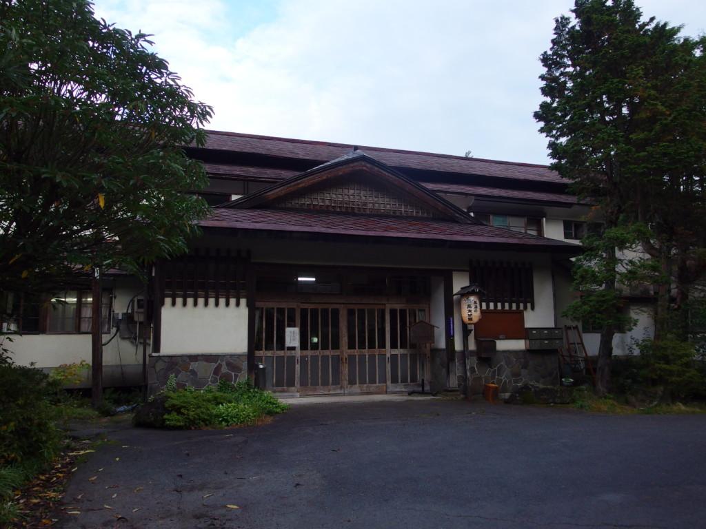 東鳴子温泉郷黒湯高友旅館