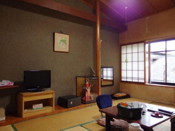 東鳴子温泉郷黒湯高友旅館旅館棟客室