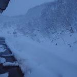冬を迎えに。~酸ヶ湯を染める清き白 5日目 ①~